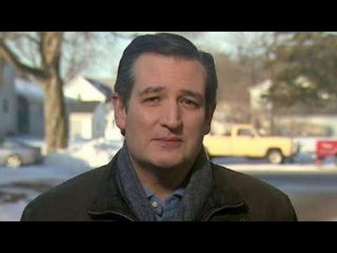 Ted Cruz reacts to being called an 'anchor baby in Canada'