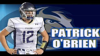 Patrick O'Brien '16 San Juan Hills (CA) Junior Year Highlights