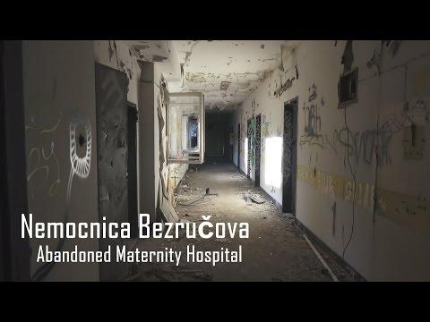 Abandoned Maternity Hospital - Nemocnica Bezručova