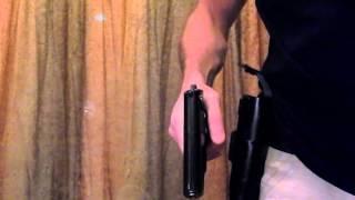 Самозарядная кобура ЭФА- 3