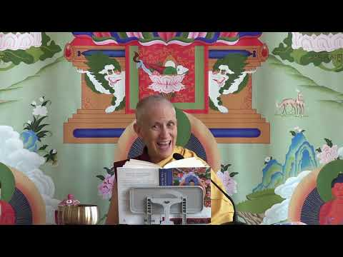 47 Approaching the Buddhist Path: Paths for Spiritual Development 07-19-19