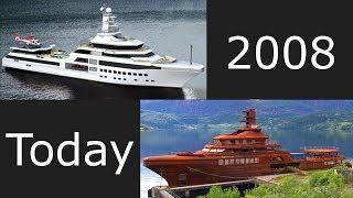 Download Abandoned superyacht in norway fjord Mp3 and Videos