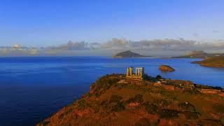 Ναός Ποσειδώνος Σούνιο - Temple of Poseidon Sounio
