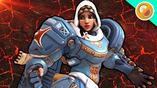 QUAKE: PHARAH EDITION | Overwatch Custom Game