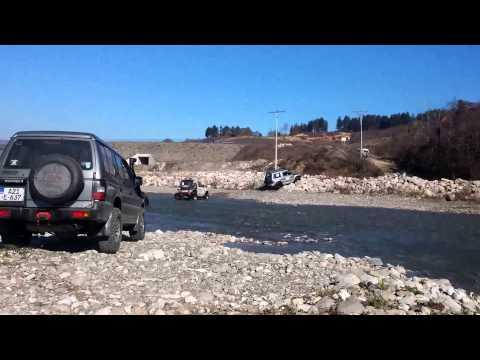 4th Montenegro 4x4 Adventure Prelazak Tare !