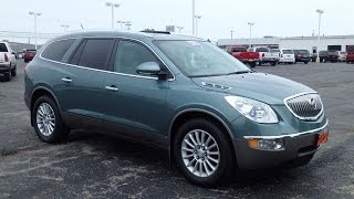 2010 Buick Enclave CXL ALL WHEEL DRIVE For Sale Dayton Troy Piqua Sidney Ohio | CP14572T