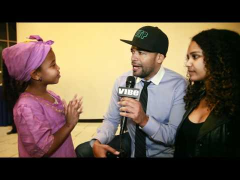 Harmony Bailey talks with Director/Actor Mario Van Peebles about his New Jack City being a classic