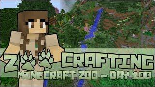 Zoo Crafting! 100th Episode Zoo Tour!! 🐘 Season 2
