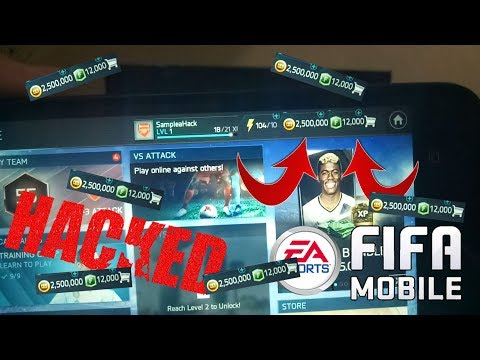 Fifa Mobile Hack 2018 - Newest and Updated Hack of Fifa Mobile for Android & IOS 2018