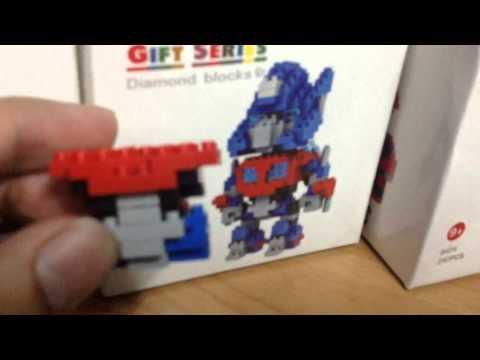 โมเดล เลโก้ Gift Series #4
