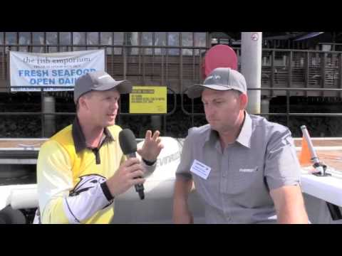 Telwater is the Sole Evinrude Outboard Distributor in Australia