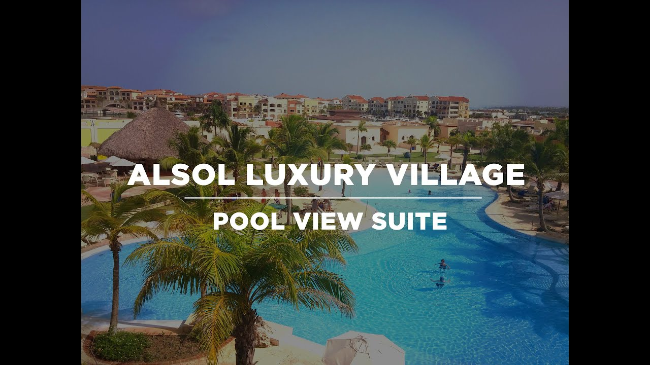 Alsol Luxury Village Cap Cana 3 Bedroom Suite Alsol Luxury Village - Pool View Suite