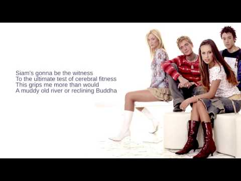 A*Teens: 12. One Night In Bangkok (Lyrics)