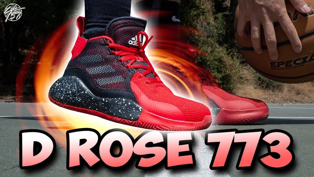 Adidas D ROSE 773 2020 Performance