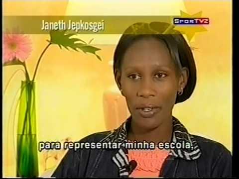 Janeth Jepkosgei - 2008