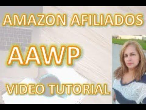 Como Configurar el Amazon Plugin AAWP - Parte 1
