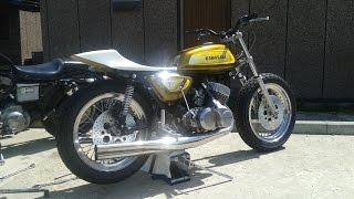 Kawasaki H1 500 Flat Tracker