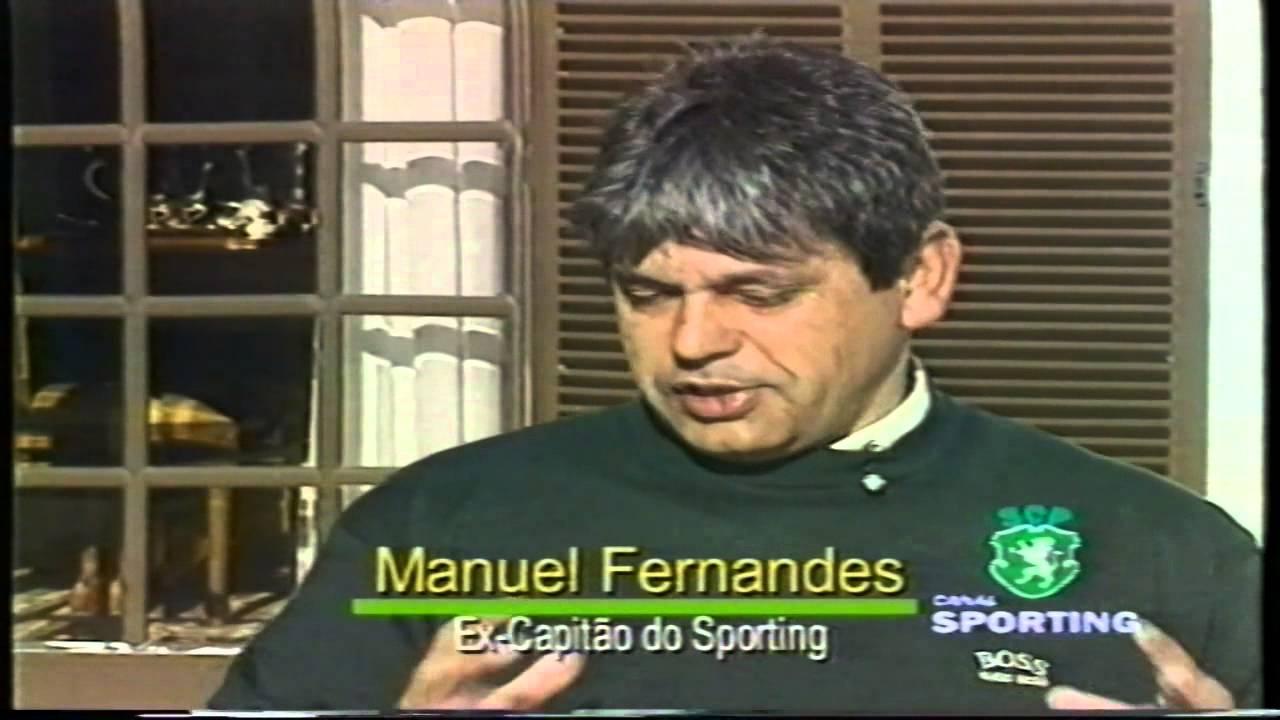 Entrevista a Manuel Fernandes sobre os 7-1, em Dezembro de 1998