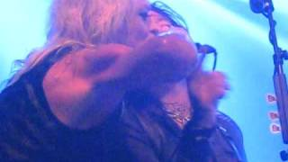 Michael Monroe - While you were looking at me - Helsinki Tavastia 16.10.2010 PART 2/4