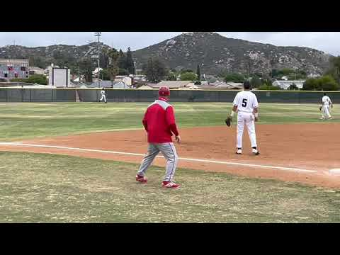 CATHEDRAL CATHOLIC DONS @ SANTANA SULTANS - Prep Baseball game on April 21, 2021