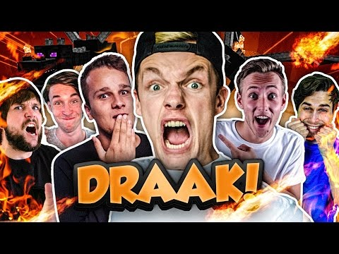 PAK DE DRAAK! - Minecraft Survival #100
