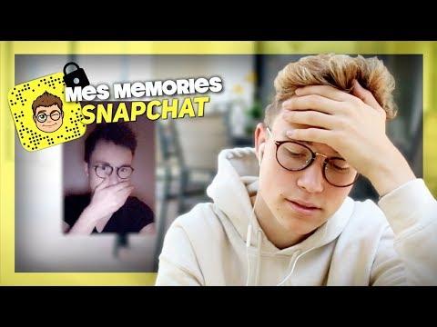 Mes Memories Snapchat | Sundy Jules