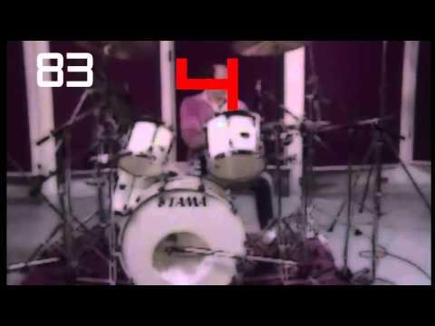150 BPM - Simple Straight Beat - Drum Track / Loop / Metronome