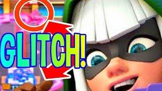 NEW GLITCH! RANGED BANDIT TRICK! - Clash Royale