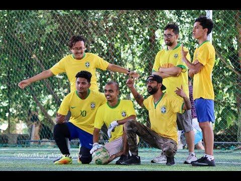 NEPALI YOUTUBERS WORLD CUP MATCH
