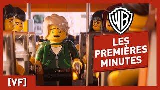 Lego Ninjago : Le Film - Les premières minutes !