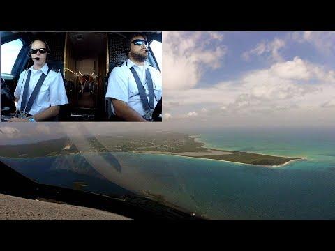 Gulfstream G-IV Landing in St. Croix Before Hurricane Maria - Pilot VLOG 019