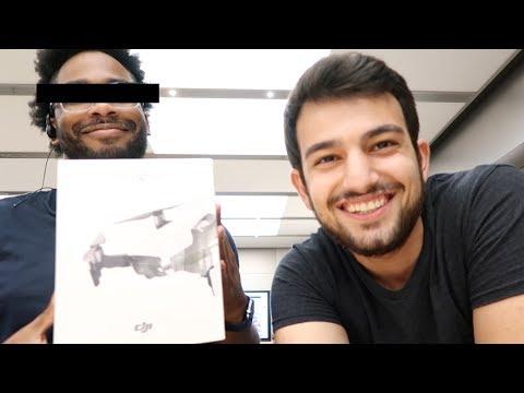 Amerika Apple Store'dan Mavic Air Almak! (850 DOLAR!!!) | Amerika Vlog #34