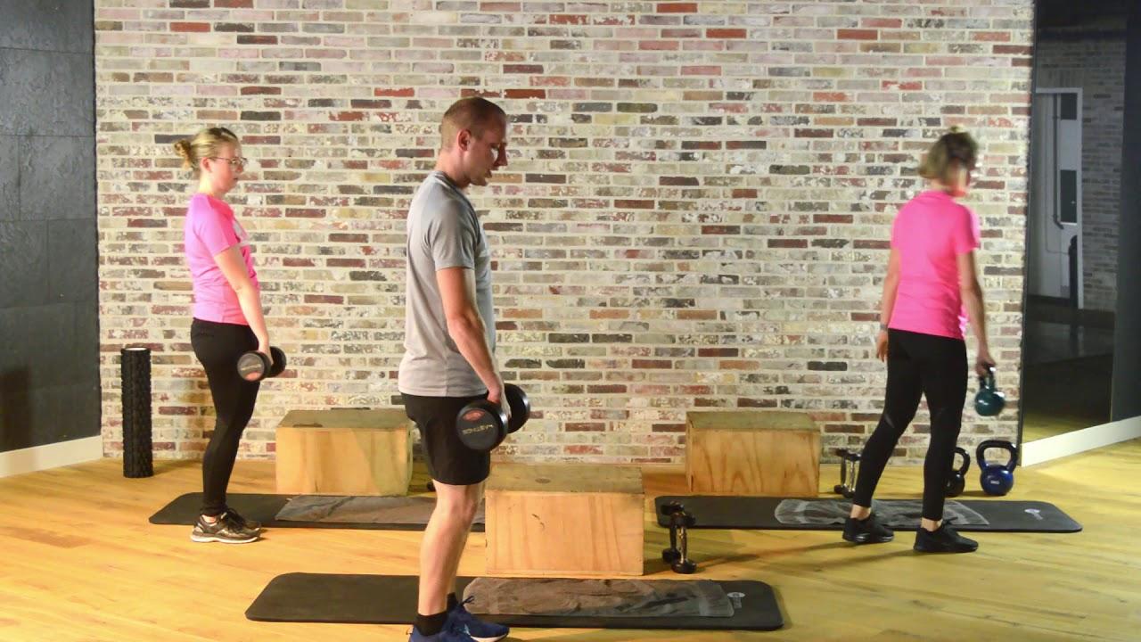 Workout 4 | Lifestyle Change