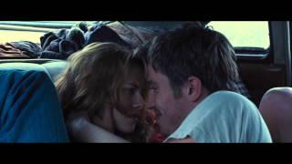 On The Road: Kristen Stewart And Garrett Hedlund 2012 Movie Scene