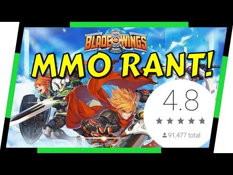 Blade & Wings - THE PERFECT MOBILE 3D MMORPG! | MGQ Ep. 157