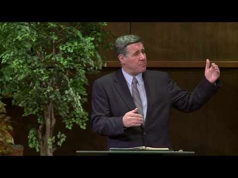 "Sermon: ""Standing Up to Temptation"" by Pastor Colin Smith 