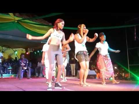 NEYIMBIRA BYANGE COMEDY SHOW SEMI FINALS From LUWEERO