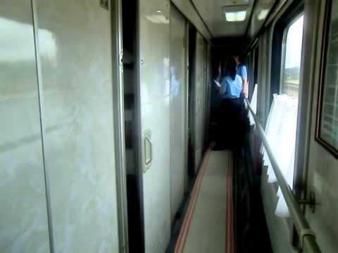 Train Kaliningrad - Vilnius