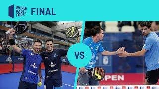 Resumen Final Sanyo/Maxi Vs Paquito/Lebrón Vigo Open 2019 | World Padel Tour