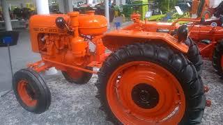 Музей истории трактора - ДТ 20
