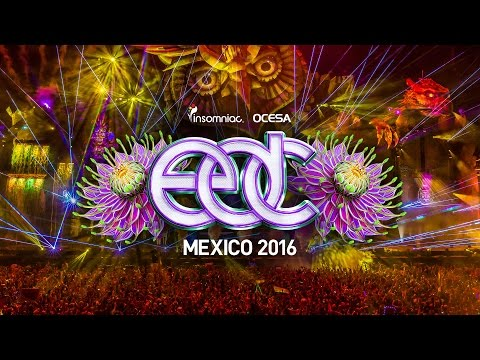 EDC Mexico 2016 Official Trailer