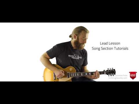 Burning Man Guitar Lesson - Dierks Bentley & Brothers Osborne
