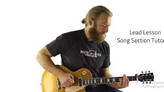 Burning Man Guitar Lesson - Dierks Bentley & Brothers Osborne Video