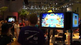 PlayStation Move Carnival Island Gameplay