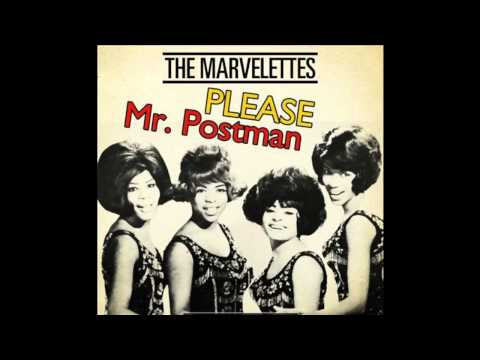 Please Mr. Postman - The Marvelettes (1961) (HD Quality)