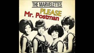 Please Mr. Postman - The Marvelettes (1961)