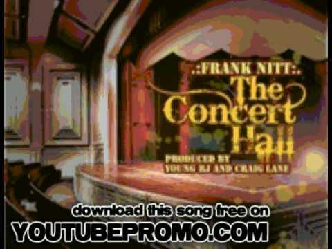 frank nitt - Money (Feat. Big Pooh) - The Concert Hall EP