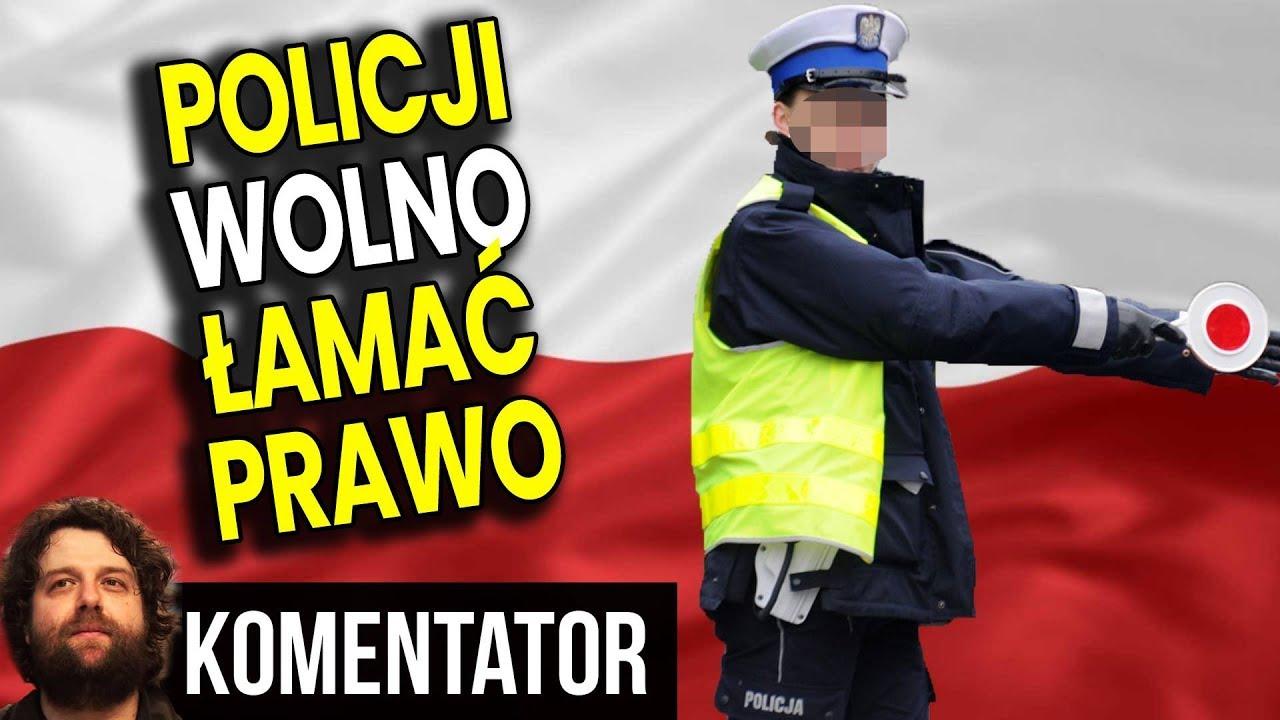 Policja Będzie Mogła ŁAMAĆ PRAWO - Nowa Groźna Ustawa - Analiza Komentator Polityka Wybory Pieniądze