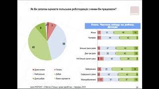 Как украинцы работают в Польше и собираются ли они вернутся?