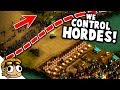 WE CONTROL THE ZOMBIE WAVES! | They Are Billions Beta Gameplay